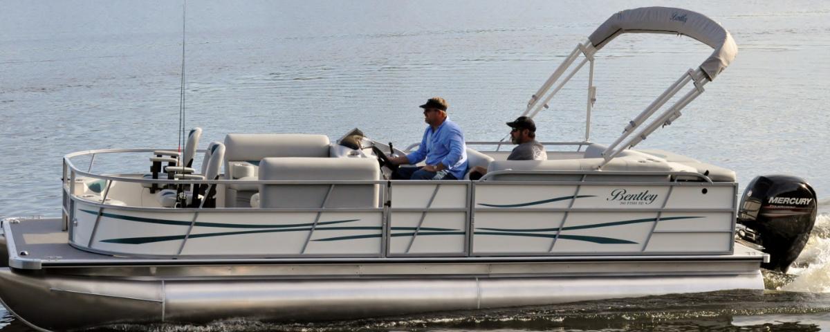 cruise speed tritoon youtube boats top bentley watch